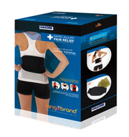 King Brand Coldcure Back/Hip Wrap In-Box Shop Image