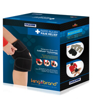 King Brand Knee Ice Packs and Wraps