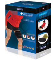 King Brand Leg Ice Packs and Wraps