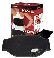 King Brand Back/Hip BFST Wrap In-Box with the Wrap and Controller