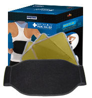 King Brand Coldcure Back/Hip Wraps Come with Three Gel Packs for Back-to-Back Treatment