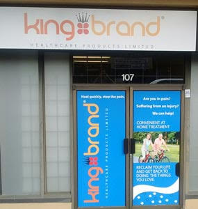 King Brand Burnaby Store