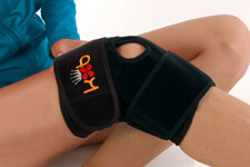King Brand Knee Cold Cure Wrap