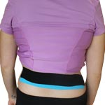 King Brand Lower Back Taping