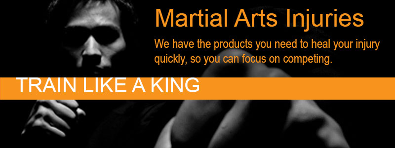 Martial Arts Injuries
