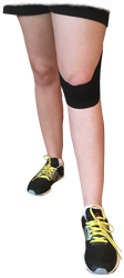 King Brand Patellar Tendonitis Treatment Taping