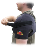 King Brand Shoulder Wrap Used with Accessory Strap for More Comfort and a Tighter and More Secure Fit