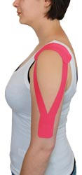 King Brand Shoulder Tape for Rotator Cuff
