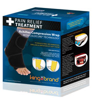 King Brand® Coldcure® Wrap Shop Product Box
