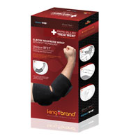King Brand BFST® Elbow Wrap Shop Product Box