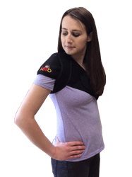 King Brand Coldcure Wrap for the Top Shoulder