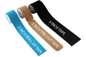 Sizes of KB Support Tape™